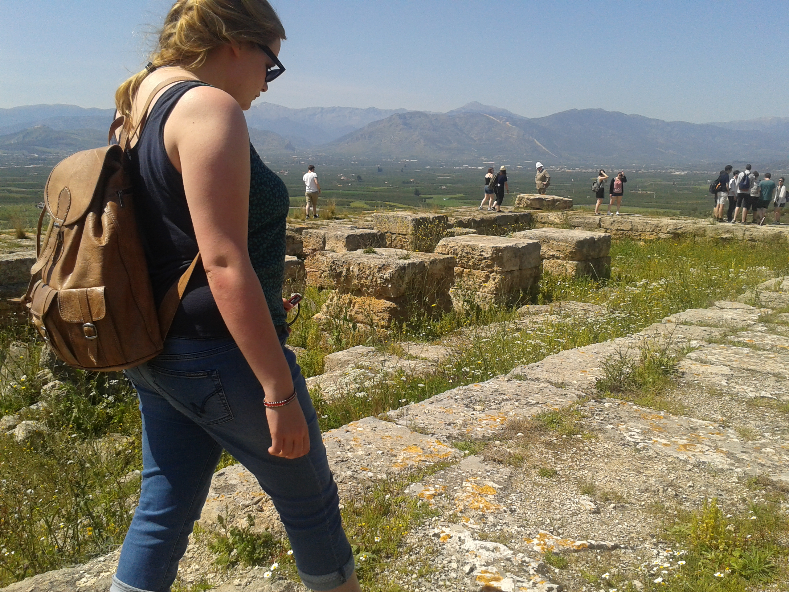 Study Trip to Greece 2015