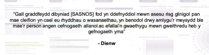 welsh 11 SASNOS slideshow