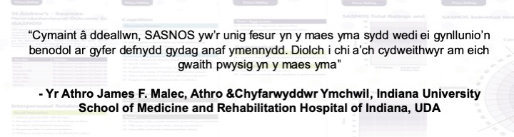 welsh 4 SASNOS slideshow